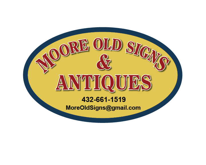 Moore Old Signs and Antiques
